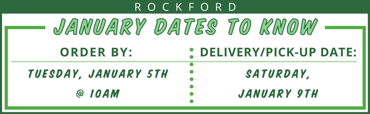 January Dates to Know in Rockford